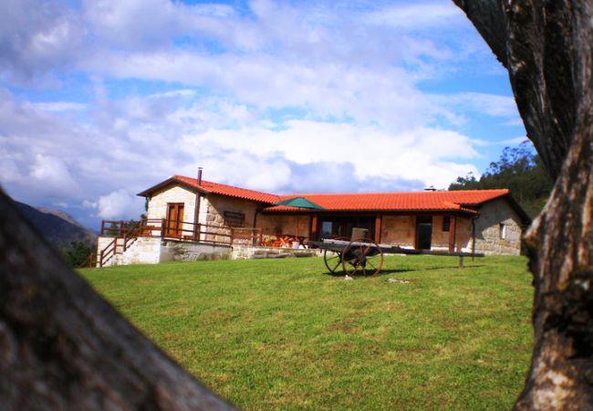 Cottage in Gerês - Quarto - Casa Vale das Mós