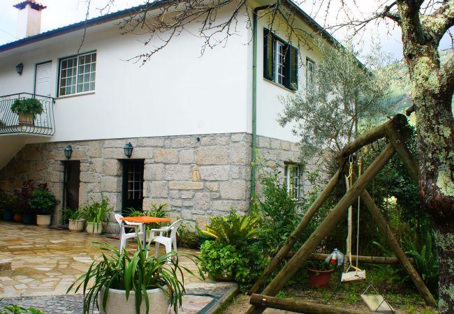 Rent by room in Gerês - Quarto - Casa da Igreja