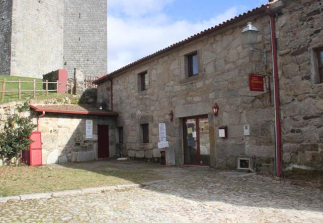Rent by room in Montalegre - Casa O Castelo_Quarto Duplo