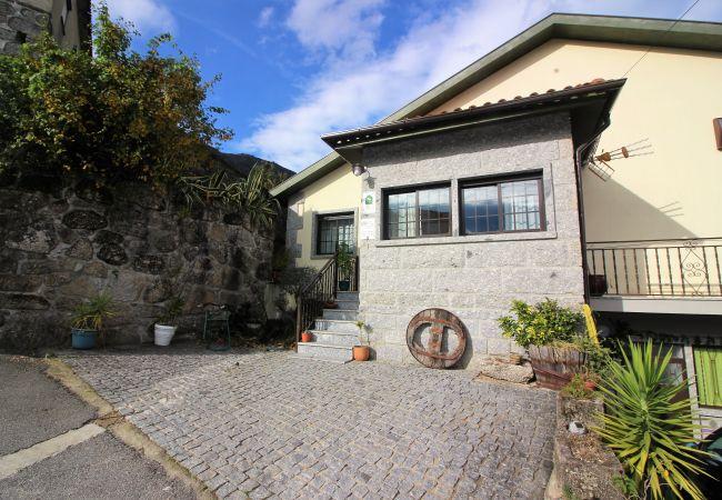 Rent by room in Gerês - Quarto Twin - Quinta da Carvalha