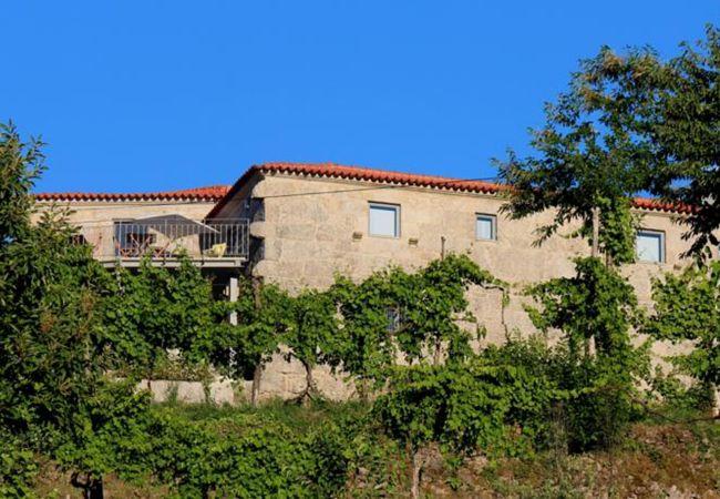 Rent by room in Vieira do Minho - Quarto Duplo - Casa da Choqueira