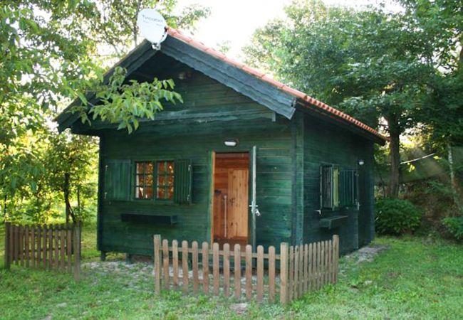 Bungalow in Terras de Bouro - Cabana - Casa da Veiga Turismo no Espaço Rural