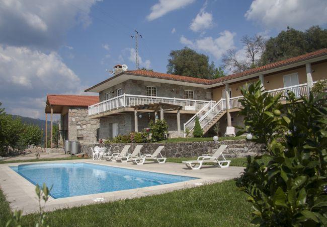 House in Vieira do Minho - Cantinho da Pedra - T0