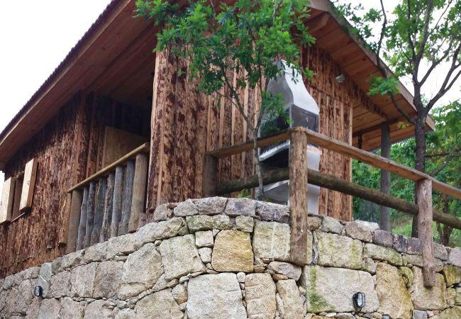Bungalow in Gerês - Cabana T1 da Carvalha