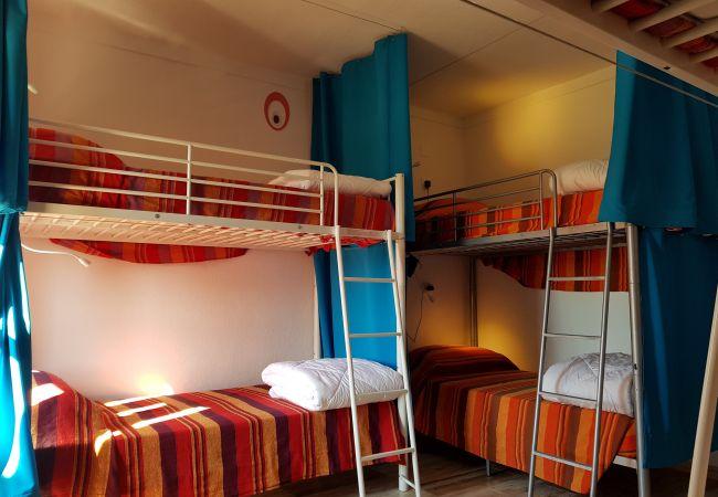 Farm stay in Silves - Horta Grande Hostel Quarto dos Amigos I